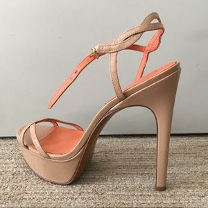 "bac4e490bf65 Via Spiga Shoes - Via Spiga ""heavenly"" platform sandal"